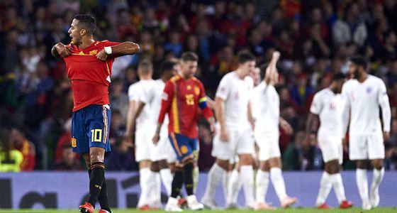 复盘西班牙2-3英格兰:各有各的快,三狮战术更加有效