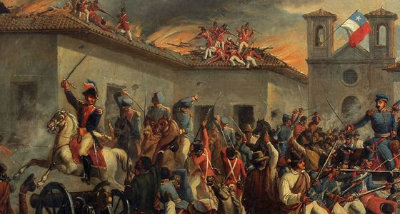 从战场到球场,秘鲁智利太平洋德比的恩怨情仇